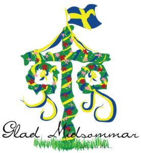 Vi önskar Glad Midsommar
